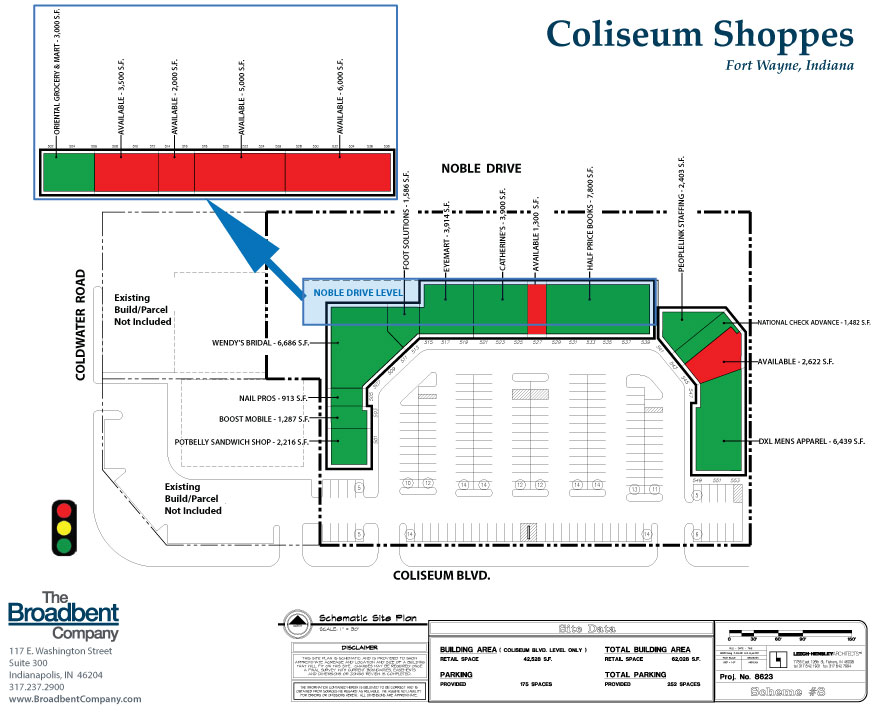Retail Space For Rent Or Lease In Fort Wayne Broadbent Company
